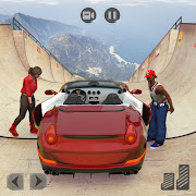 Mega Ramp Car Stunt Racing Games - Free Car Games