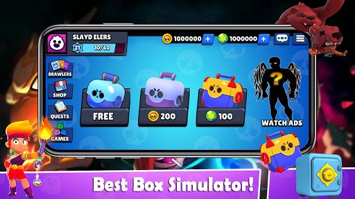 Box Simulator For Brawl Stars 2020 apkdebit screenshots 2