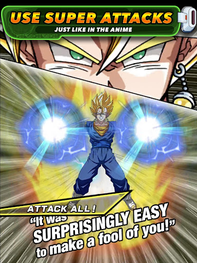 DRAGON BALL Z DOKKAN BATTLE 4.12.0 screenshots 2