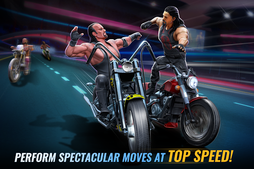 WWE Racing Showdown 1.0.3 screenshots 18