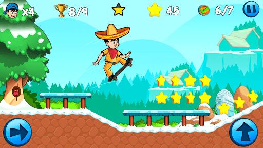 Skater Kid 7.1.29.8 screenshots 6