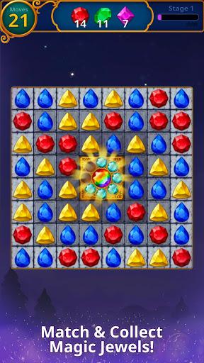 Jewels Magic: Mystery Match3  Screenshots 9