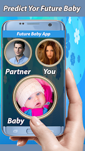 Future Baby Face Generator Prank Screenshot