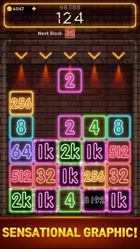 Drop Number : Neon 0.1 screenshots 5