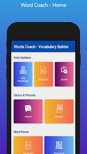 Word Coach – Vocabulary Builder App, Quiz and Game 3