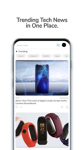 Beebom - Instant Tech News 3.1.14 Screenshots 2