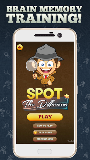 Spot The Difference: Compare and Find Differences 1.7.0 screenshots 1