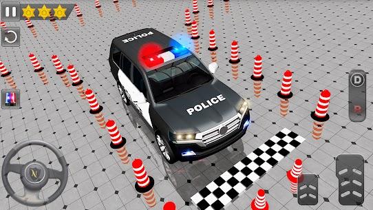 Advance Police Parking – Smart Prado Games 1.2.3 Mod APK (Unlock All) 1