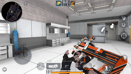 Fire Strike Online - Free Shooter FPS apkpoly screenshots 3
