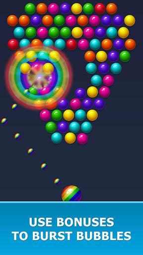 Bubble Puzzle: Hit the Bubble Free 7.2.8 screenshots 1