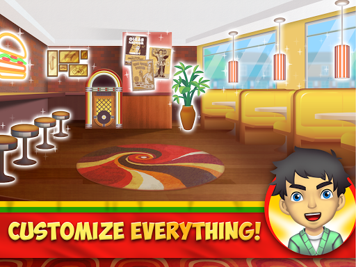 My Burger Shop 2 - Fast Food Restaurant Game  screenshots 7