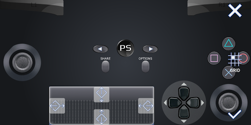 PSPad: Mobile Dualshock Gamepad for PS5/ PS4 android2mod screenshots 3