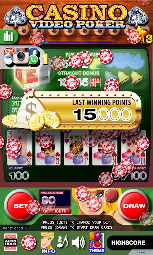 Casino Video Poker  screenshots 23