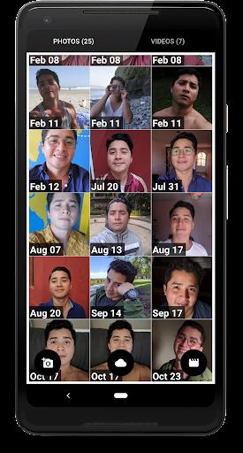 Selfie A Day 4.4.8 screenshots 3