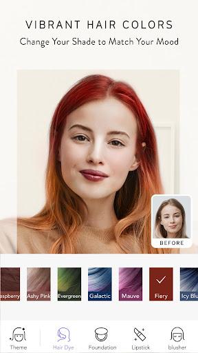 MakeupPlus - Your Own Virtual Makeup Artist  screenshots 3