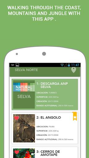 Perú Natural - Sernanp For PC Windows (7, 8, 10, 10X) & Mac Computer Image Number- 9