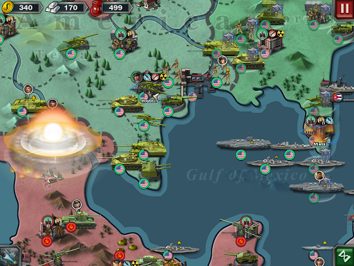 World Conqueror 3  - WW2  Strategy game  screenshots 10