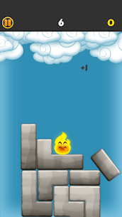 Flamey – Balance ! Crush tower, jump, six effects Hack Online (Android iOS) 1