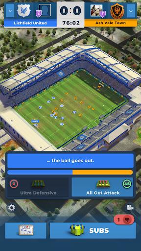Matchday Manager - Football  screenshots 1