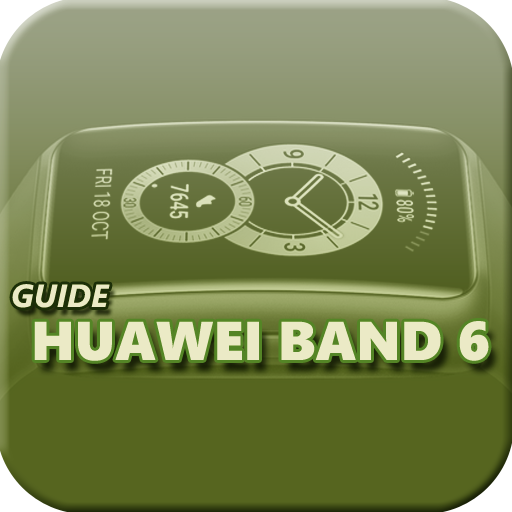 Guide Huawei Band 6 icon