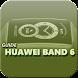Guide Huawei Band 6