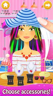 Super Hair Salon:Hair Cut