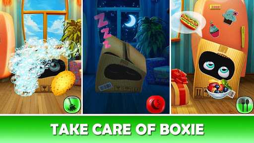 Boxie: Hidden Object Puzzle modavailable screenshots 12