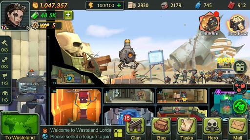Wasteland Lords 1.1.7 screenshots 2