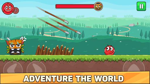 Roller Ball Adventure: Bounce Ball Hero android2mod screenshots 5