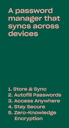 Dropbox Passwords - Secure Password Manager  screenshots 1