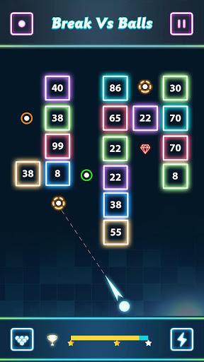 Balls vs Blocks : Bricks Breaker Throw screenshots 15