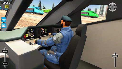 Bullet Train Space Driving 2020 1.4 screenshots 9