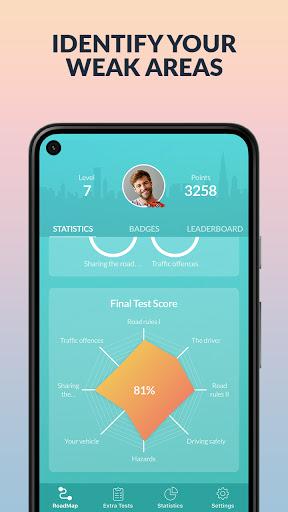 DMV Practice Test by Zutobi apktram screenshots 6