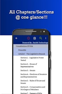 Law App  United States Code, Acts, Constitution… Apk 2