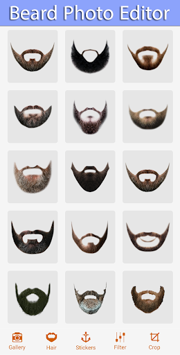 Beard Photo Editor 1.3 Screenshots 4