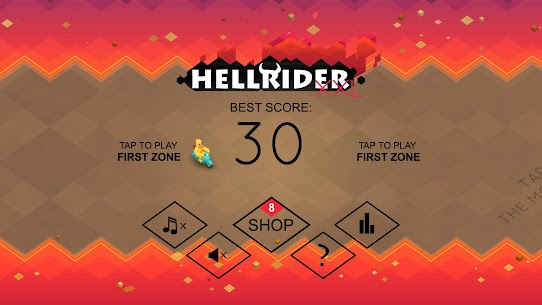 Hellrider Mod Apk 4.8 2