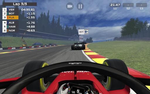 F1 Mobile Racing screenshots 9