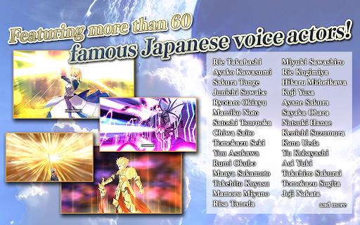 Fate/Grand Order (English) goodtube screenshots 17