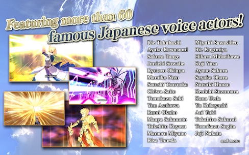 Fate/Grand Order (English) fgo jp apk Lastest Version 2021** 11