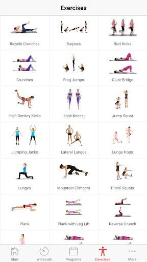 Foto do 30 Day Hourglass Figure Workout
