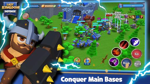 Last Kingdom: Defense  screenshots 14