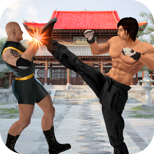 Kung fu fight karate offline games: Fighting games