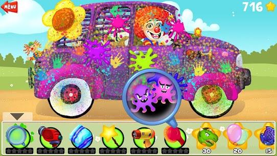 Car Wash – Cars Trucks Garage Kids 3