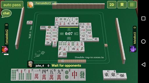 Red Mahjong GC Screenshot 2