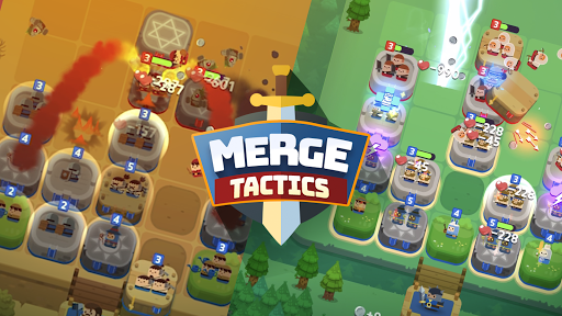 Merge Tactics: Kingdom Defense 1.0.2 screenshots 24
