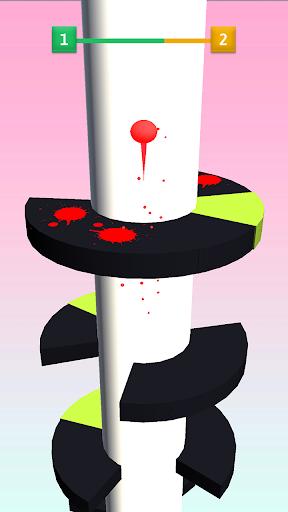 Helix Ball Drop  screenshots 3