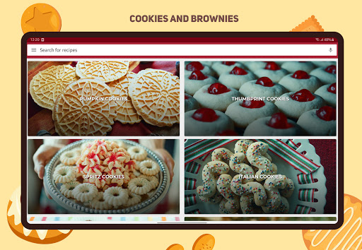 Cookies And Brownies Recipes  Screenshots 8