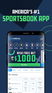 Free FanDuel Sportsbook  Casino 1