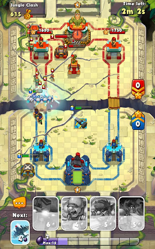 Jungle Clash 1.0.18 screenshots 6