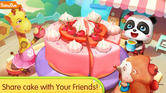 Little Panda's Bake Shop : Bakery Story 8.57.00.00 Screenshots 1